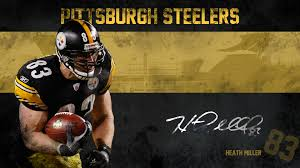 pittsburgh steelers images heath miller wallpaper hd wallpaper and background photos