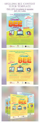 junior art trial class flyer template flyer template spelling bee contest flyer template