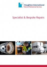 Brochure: Electro Mechanical Services | Houghton International
