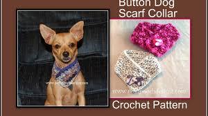 Dog Scarf Pattern Interesting Decorating