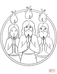 Small Picture Day of Pentecost coloring page Free Printable Coloring Pages