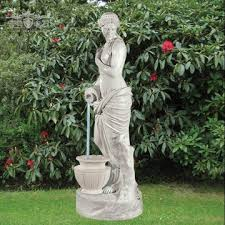 decorative outdoor carved marble small