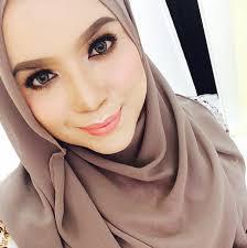 cara makeup nora danish tips jenis bentuk kening yang cantik
