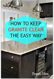 how do you clean quartz countertops the secret to easy clean granite you won t find