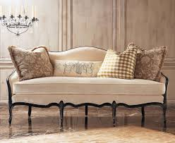 Queen Anne Living Room Furniture Eye For Design Decorating With Camelback Sofas