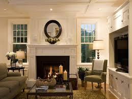 Fireplace Windows