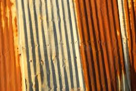 how to rust corrugated metal rusted corrugated metal siding stock photo image of orange corrugated how to rust corrugated metal