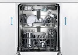 bosch dishwasher third rack. RackMatic Adjustable Rack On Bosch Dishwasher Third