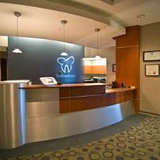 dental office front desk design cool. Front Desk Separator Between Reception And Business/consult. Office DesignsOffice Dental Design Cool N
