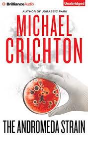the andromeda strain com the andromeda strain by michael crichton