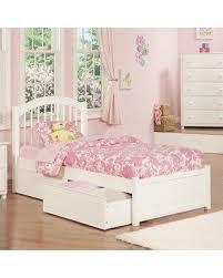 Viv + Rae Viv + Rae Matt Twin XL Panel Bed with Drawers VVRO4724 Color: White from Wayfair | parenting.com Shop