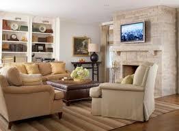 Family Living Room Simple Design Inspiration