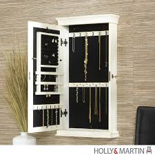 white jewelry armoire jewelry boxes armoires standing mirror jewelry armoire white