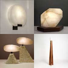 modern table lighting. Modern Alabaster Lighting Stephen Downes Table C