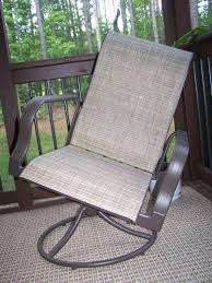 hampton bay edington patio swivel rocker lounge chair with celery cushion enjoyable outdoor furniture replacement parts