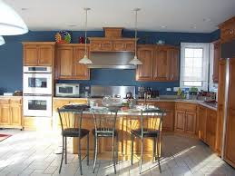 bloombety paint color for wood kitchen cabinets paint