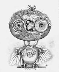 steampunk owl by winstonscreator on deviantART