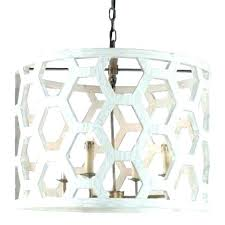 white distressed wood chandelier elegant french orb wooden