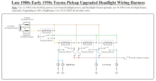 headlight upgrade with wiring schematic yotatech forums headlight wiring schematics 05 grand am headlight upgrade with wiring schematic toyota wiring upgrade_1 png