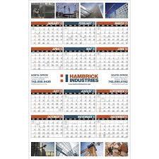 Custom Photo Calender Full Color Span A Year Calendar 2020