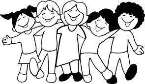 Disegni Di Bambini Da Colorare Com Con Immagini Di Bambini Disegnati