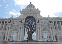 classic architectural buildings. Ministry-agriculture-building-metal-tree-kazan-russia Classic Architectural Buildings T