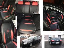 vw golf mk5 custom seat covers