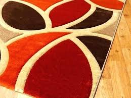 orange and brown rug red and brown area rugs burnt orange and brown area rugs burnt