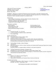 Protection And Controls Engineer Sample Resume Opulent Protection And Controls Engineer Sample Resume Pleasing 2