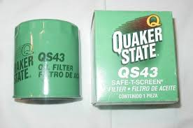 Oil Quaker State Oil Filter