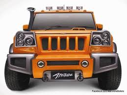 new car launches mahindraMahindra customizes Bolero to give it an allnew Attitude
