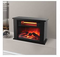 Rolling Mantle Infrared HeaterFireplace With Flame Effect  Samu0027s Infrared Fireplace Heater