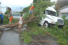 Resultado de imagen para fotos de los danos causados por las lluvias en nagua