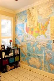 Latitude Tile And Decor Latitude Adjustment TravelThemed Rooms diy home decor 87