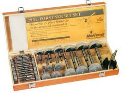 forstner bit set. woodpeckers 29pc forstner bit set
