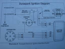 duraspark ii wiring question for wiring diagram gooddy org 79 ford ignition switch wiring at 1979 Ford Ignition Diagrams