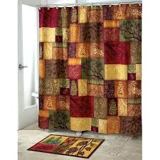 stunning shower curtains with matching rugs shower curtain with matching rug