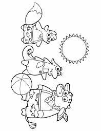 Dora Colouring Sheets Pdf Printable Dora And Friends Christmas