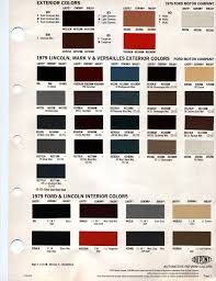Paint Chips Ford Mustang Photo With Marvelous Ford Explorer Color ...