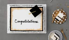 How To Choose The Perfect Graduation Cake Walmartcom