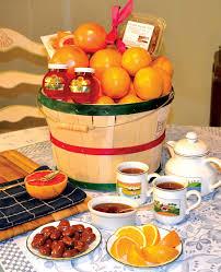 tea time basket