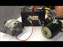 charging system wire up using gm wire internally regulated 64 72 charging system wire up using gm 3 wire internally regulated alternator