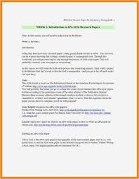 Apa Research Paper Lovely 28 Free Apa Reference Page Guidelines