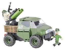 Купить <b>Конструктор Cobi</b> Small Army 2160 <b>Армейский</b> ...