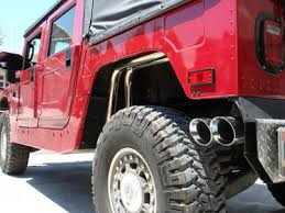 17 best images about bug out humvee bed covers iag hummer h1 alpha dual exhaust system
