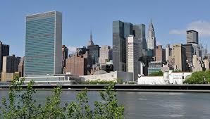 История структура цели и задачи Организации Объединенных Наций   Здание ООН в Нью Йорке
