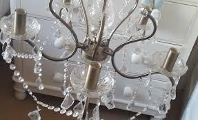 beautiful elegant chandelier from bhs ceiling light