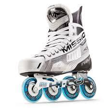 Inline Hockey Skate Size Chart Mission Inhaler Ac4 Senior Inline Hockey Skates