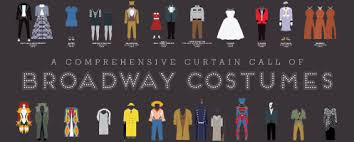 A Comprehensive Curtain Call Of Broadway Costumes Broadway