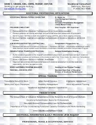 west virginia continued on page two 2 vocational counselor resume